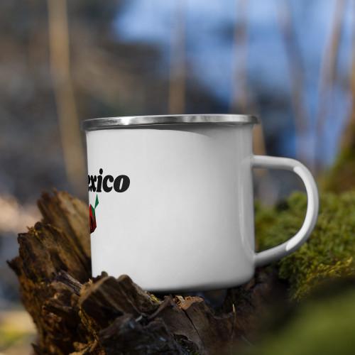 New Mexico Enamel Mug