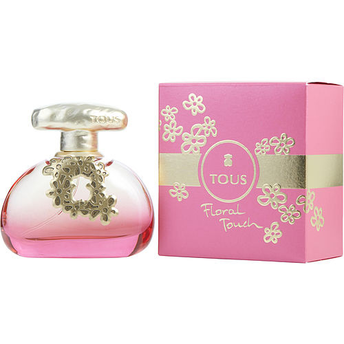 Tous Floral Touch By Tous Edt Spray 1.7 Oz