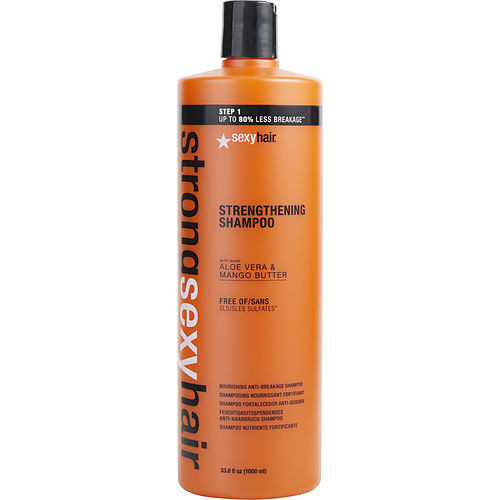 Sexy Hair By Sexy Hair Concepts Strong Sexy Hair Sulfate Free Strengthening Shampoo 33.8 Oz