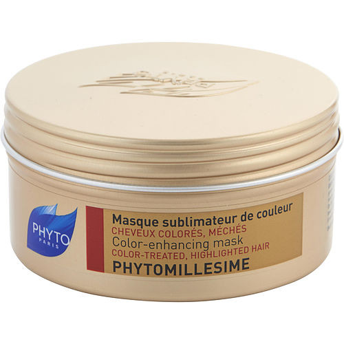 Phyto By Phyto Phytomillesime Color-enhancing Mask 7.05 Oz