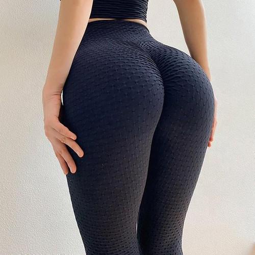 Butt Lifting Anti Cellulite Leggings - 45547779