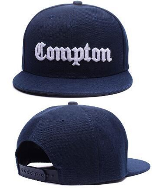 Hot Christmas Sale 2020 Fashion SSUR Snapback Compton Blue Hats mens women fashion adjustable snapbacks caps,High quality street hat cap