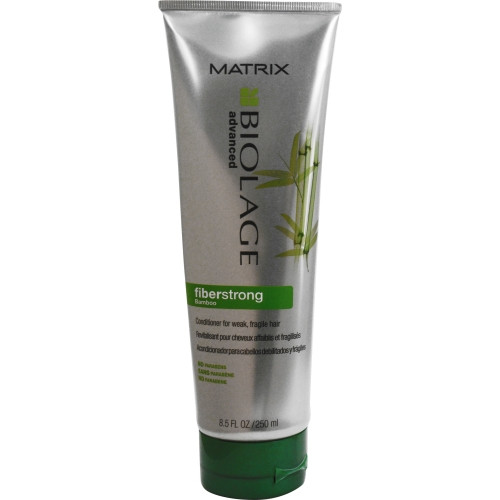 Biolage By Matrix Fiberstrong Bamboo Conditioner For Weak, Fragile Hair 8.5 Oz