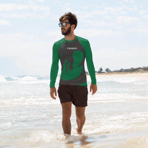 Men's Rash Guard It is on