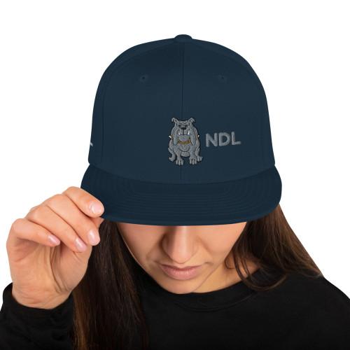 Snapback Hat NATIONAL DOG LEAGE