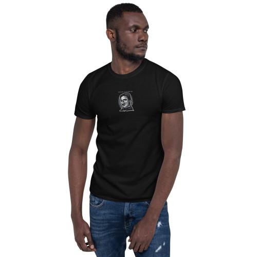 Short-Sleeve Unisex T-Shirt TESLA