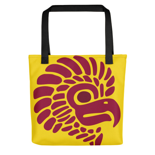 Tote bag BIRD