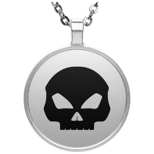 death-2026923 UN4686 Circle Necklace