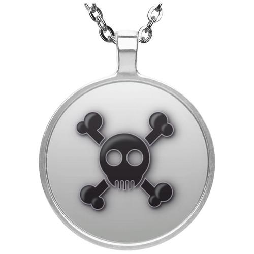 skull-151882 UN4686 Circle Necklace
