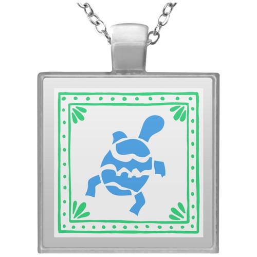 embroidery-5454517 UN4684 Square Necklace