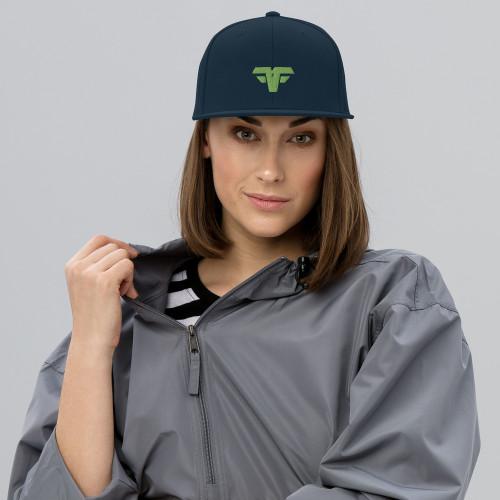 Snapback Hat GREEN