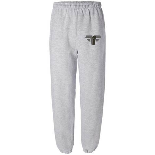Untitled-2 F1WITH A 1F G182 Fleece Sweatpant without Pockets
