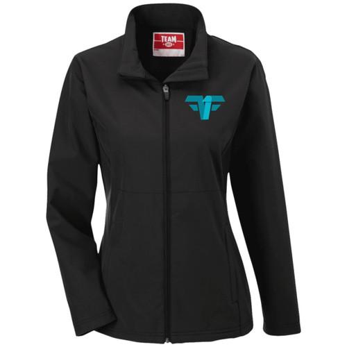 Untitled-2 F1WITH A 1B TT80W Ladies' Soft Shell Jacket