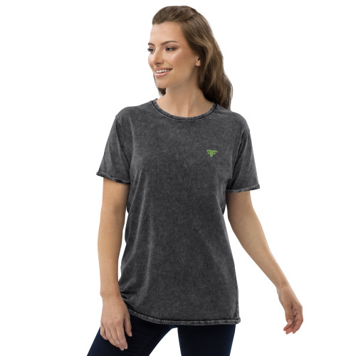 Denim T-Shirt F1 logo