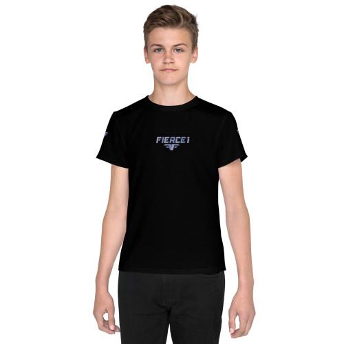 Youth crew neck t-shirt RAD