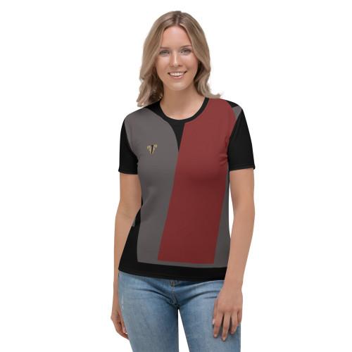 Women's T-shirt f123