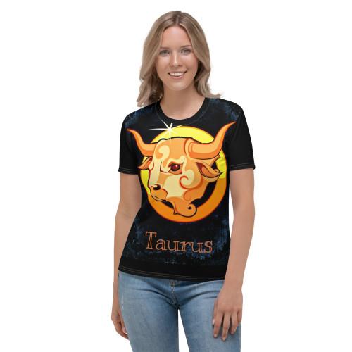 Women's T-shirt Taurus 2