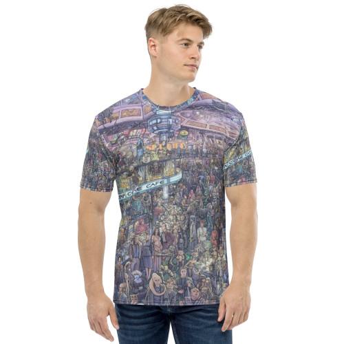 Men's T-shirt SDET L 1