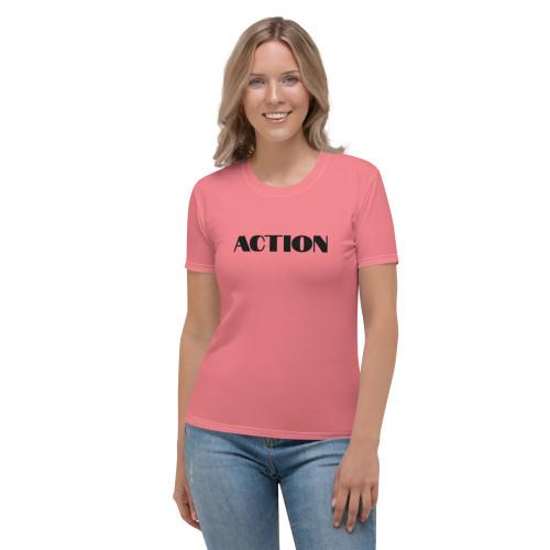 Women's T-shirt ACTION SL