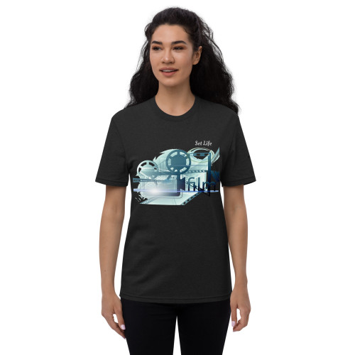 Unisex recycled t-shirtsl2