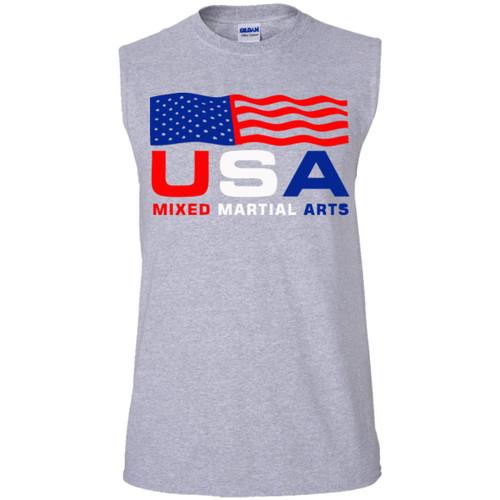 Untitled-4.lk G270 Men's Ultra Cotton Sleeveless T-Shirt