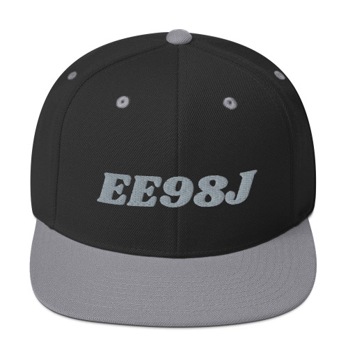 Snapback Hat JW