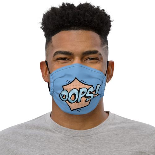 Premium face mask OP