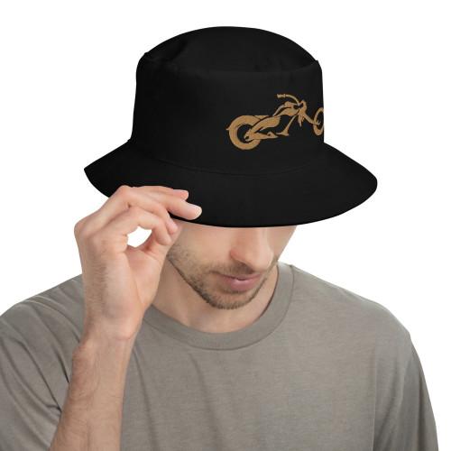 Bucket Hat bikerr