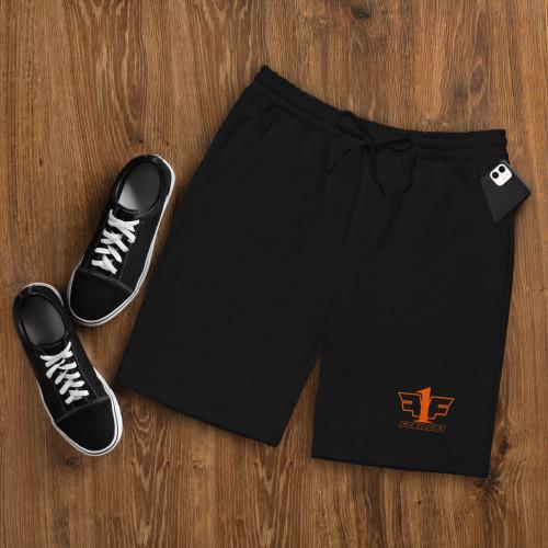 Men's fleece shorts MOCH 1 1