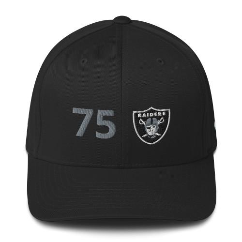 Structured Twill Cap 75