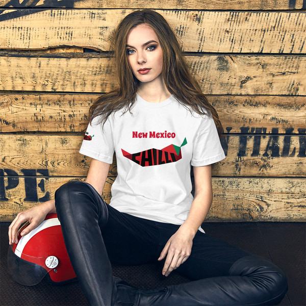 New Mexico Short-Sleeve Unisex T-Shirt