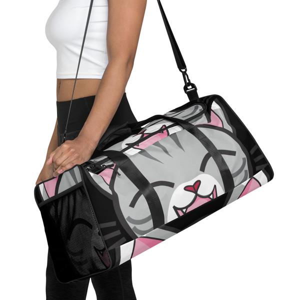 Duffle bag Kitty
