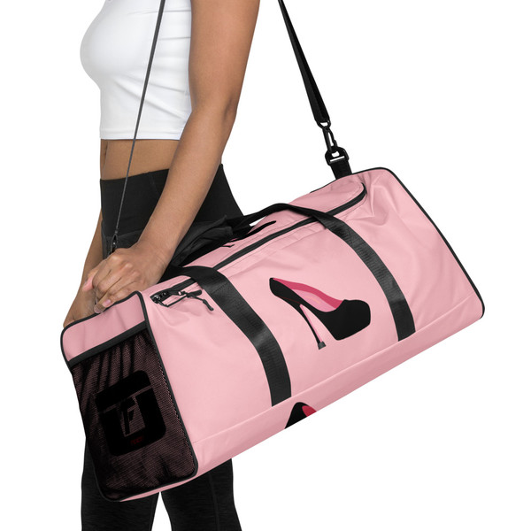 Duffle bag GIRL POWER
