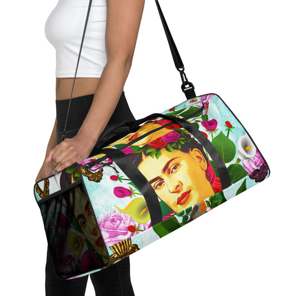 Duffle bag FRIDA