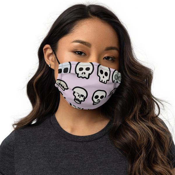 Premium face mask dia 2