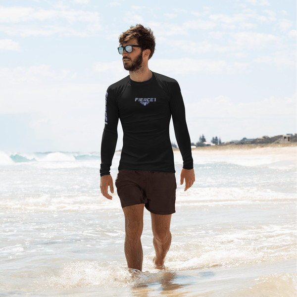 Men's Rash Guard BEACH