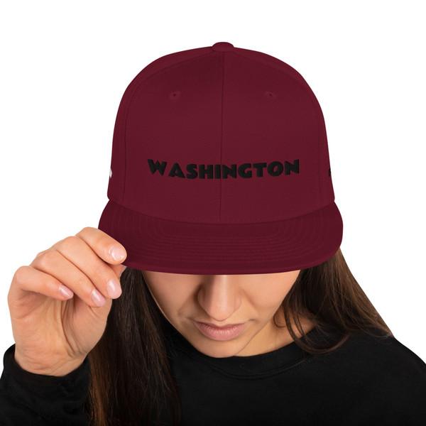 Snapback Hat W1