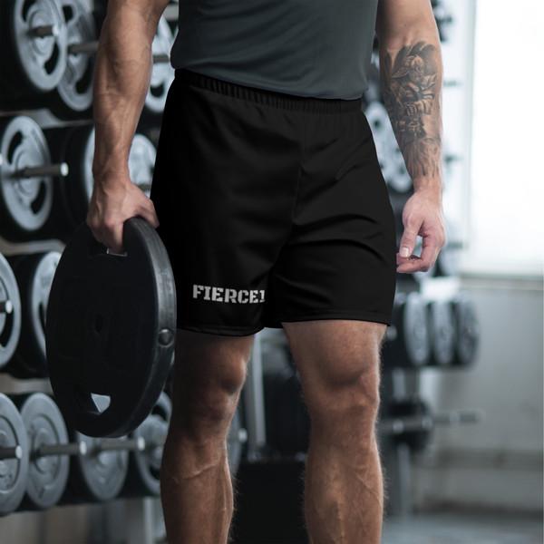 Men's Athletic Long Shorts WO