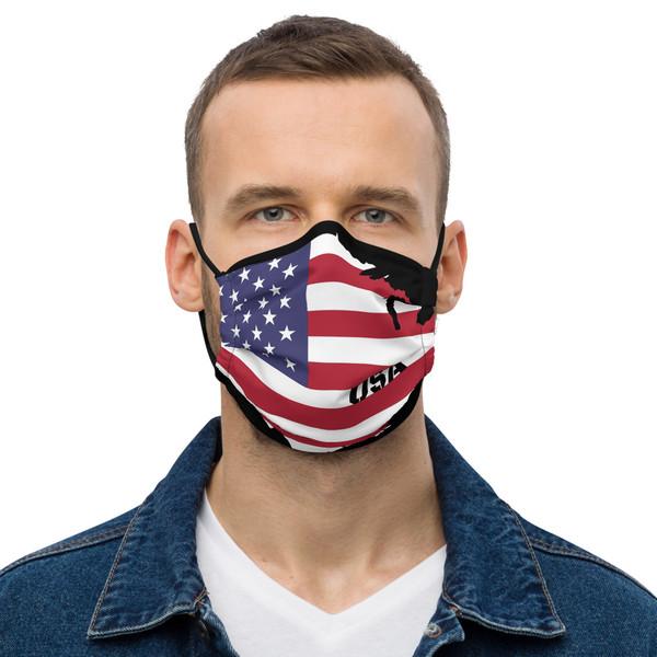 Premium face mask USA50