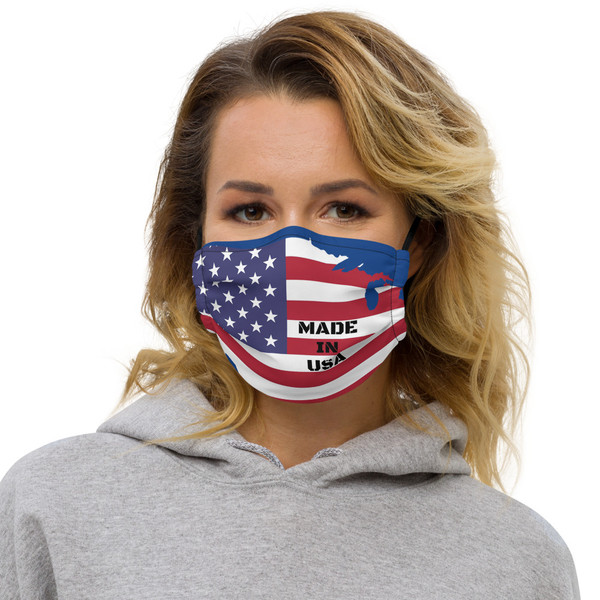 Premium face mask MINUSA
