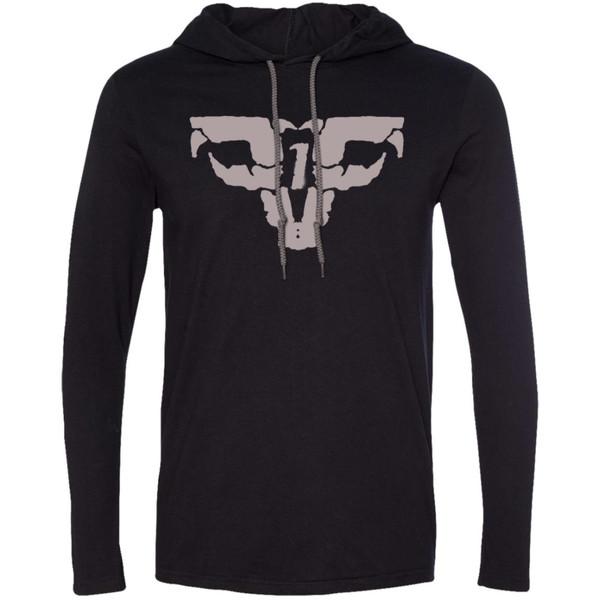 BLACK DOG 987 LS T-Shirt Hoodie