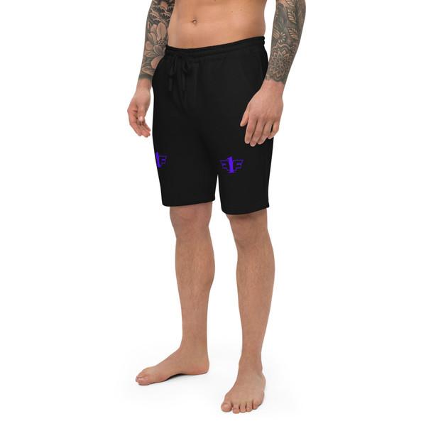 Men's fleece shorts COOL F1S