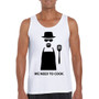 Fashion We Need to Cook Design Heissenberg Cooking Printed Men Tank Tops Funny O-Neck Vest Sleeveless Casual Men Tee