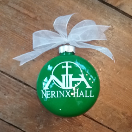 Nerinx Hall Christmas Ornament