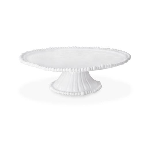 Beatriz Ball Melamine Pedestal Cake Plate