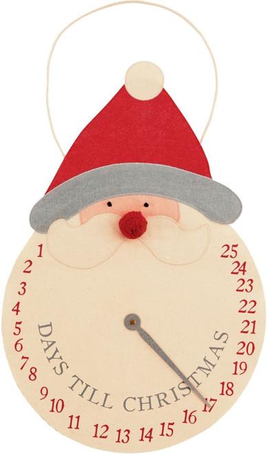 Santa Countdown Clock