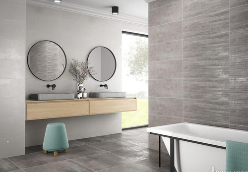 Ceramic, satin finished, premium wall tiles that will transform your bathroom or kitchen in ways you wouldn't have imagine.