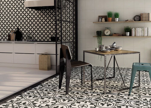 Premium patterned porcelain wall and floor tiles that will look great in your home.