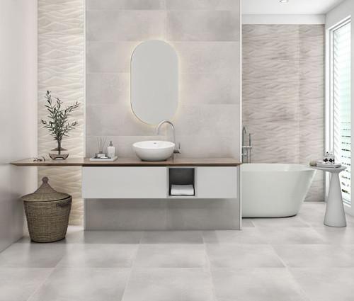 Buy grey porcelain floor tiles at low prices. Low cost yet luxury floor tiles, kitchen tiles, and bathroom tiles.