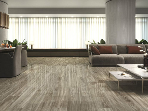wood effect, glossy and polished, porcelain, floor and wall tiles.